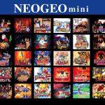 どちらを選ぶ?「NEOGEO mini」は収録タイトル違いで2バージョンあり